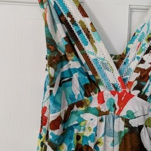 Tommy Bahama floral print sundress